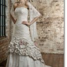 new styles lace wedding gown 2011 EC169