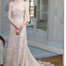 latest style off shoulder princess wedding dress 2011 EC184