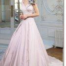 Free shipping designer formal wedding dress 2011 EC192