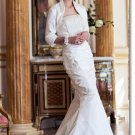Free shipping designer casual wedding dress 2011 EC194