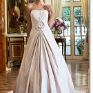 Free shipping designer  wedding dress 2011 EC195