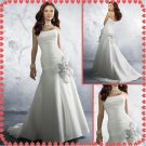 Free shipping strapless wedding dresses 2011 EC212