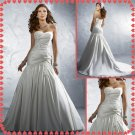 Free shipping swarovski rhinestone wedding dresses 2011 EC219