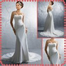 Free shipping chiffon beach wedding dresses 2011 EC223