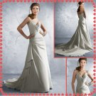 Free shipping spaghetti swarovski wedding dresses 2011 EC232