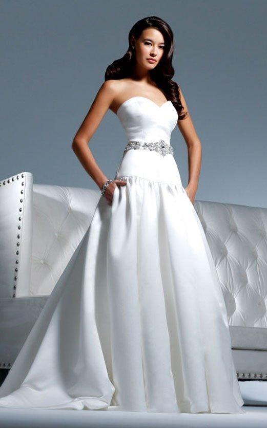 2011 new model swarovski wedding dress 2011 EC303