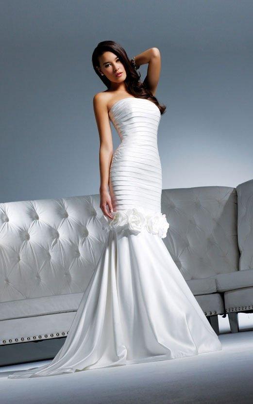 2011 the most popular  wedding dress 2011 EC307