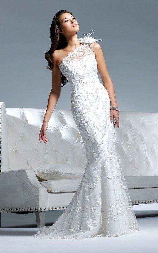 2011 the most popular lace bridal wedding dress 2011 EC309