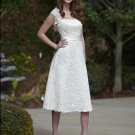 Free shipping the latest short wedding dresses EC339