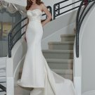 Free shipping the latest mermaid wedding dresses EC346