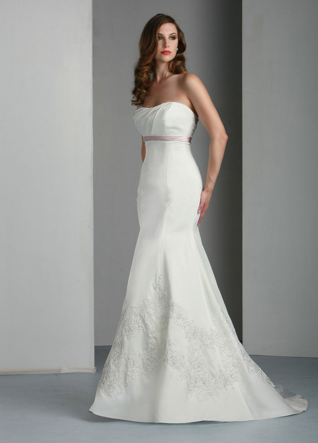 Free shipping the latest mermaid wedding dresses EC349
