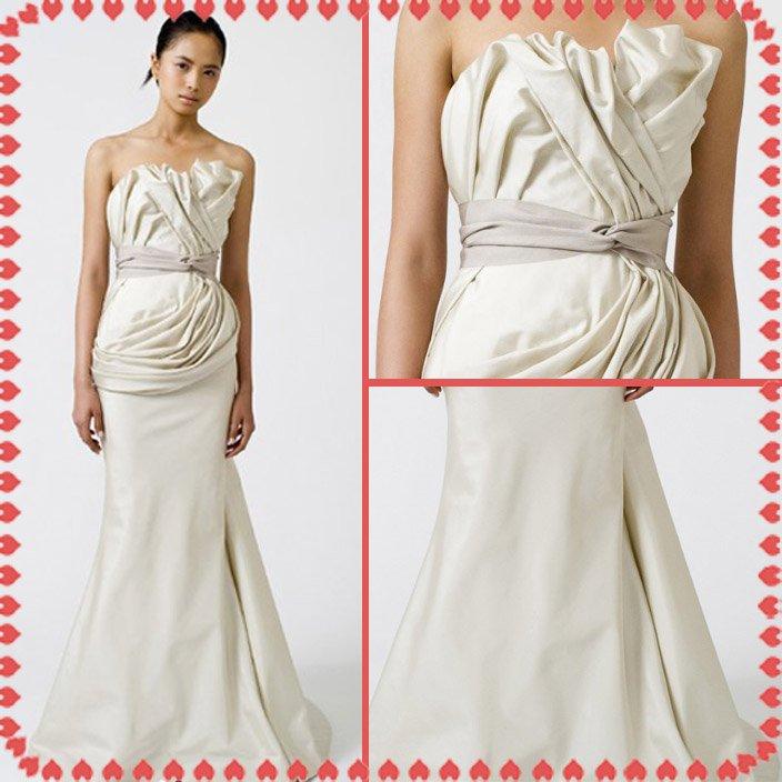 fashion vera wang wedding dress 2011 EC353