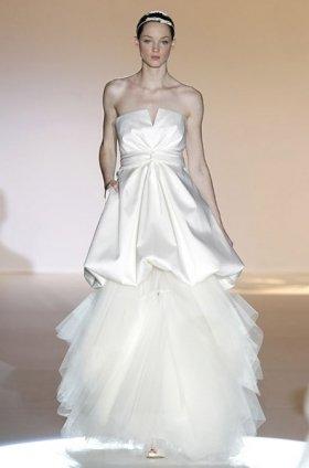 Free shipping latest style vera wang wedding dress 2012 EC370