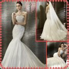 2012 new model mermaid bridal wedding dress EC414
