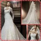 2012 new model bridal swarovski wedding dress EC428