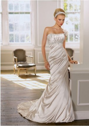 2012 new model bridal  crystal mermaid wedding dress EC432