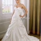 2012 new model sweet heart necklinemermaid wedding dress EC438
