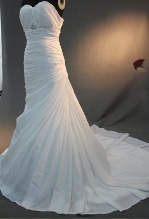2013 new fashion stylish desiger wedding dress EC468
