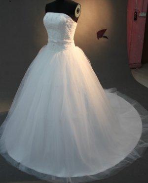 2013 new fashion stylish desiger wedding dress EC469