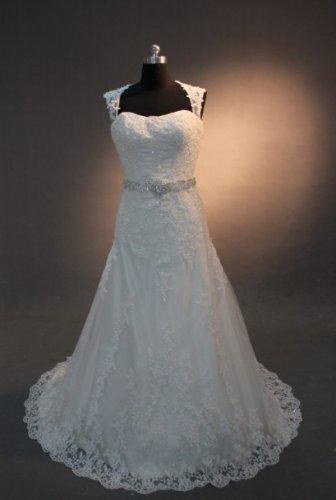 EC475 new fashion stylish crystals desiger wedding dress 2013