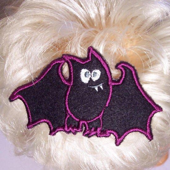 Bat Barrette