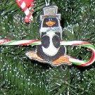 Penguin Candy Cane Hugger