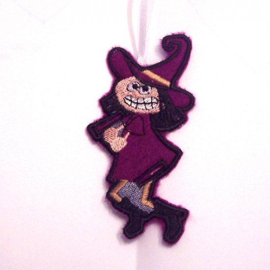 Halloween Witch Lollipop Holder