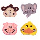 CHOICE OF 3 BABY FACE ANIMAL PATCHES