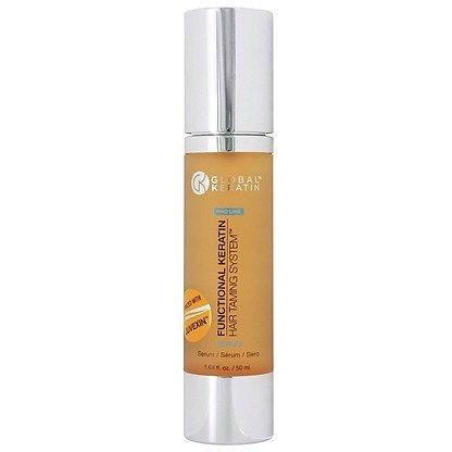 Global Keratin Hair Taming System Serum with JUVEXIN (1.69 oz)