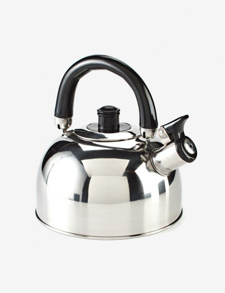 Sunbeam 2.5-Quart Stainless Steel Teapot with Whistle