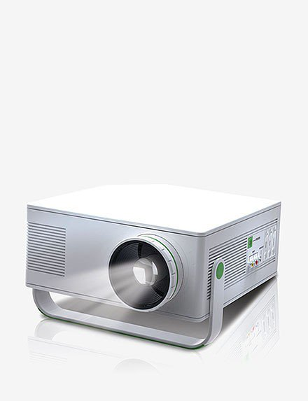 The Black Series Entertainment Projector