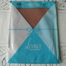 Vintage Pair Nylon Stockings Mesh Stretch 9½-10 Lermer