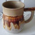 Vintage Laurentian Pottery  Beer Mug TUNDRA 8-404