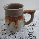 Beer Mug Tundra Laurentian  Art  Pottery 70s