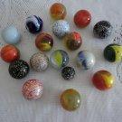 Vintage Marbles Lot of 18