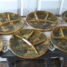 Beauceware Paysan Fondue/Sushi 6 Plates #2382