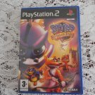 Game Sony PS2 Spyro Hero's Tail Sierra System PAL