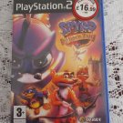 Game Sony PS 2 Spyro Hero s Tail by Sierra System PAL