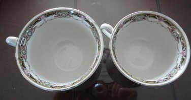 Vintage 2 China Cups Jonhson Bros England