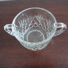 EAPG Pineapple Pattern Open Sugar Dish