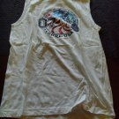 Boy's Size XL Happy 4th Sleeveless T-Shirt