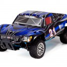 Redcat Vortex SS Short Course Desert Truck - Black/Blue (VORTEXSS-BB)