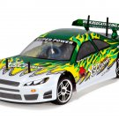 Redcat Racing Lightning STR Nitro On Road Car - Green/White (1:10 Scale)