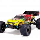 Redcat Racing Monsoon XTR Nitro Truggy - Red/Yellow (1:8 Scale)