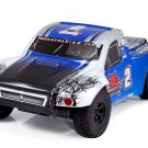 Redcat Caldera SC 10E Brushless Electric Short Course Truck - Blue (CALDERA-SC-10E-BLUE)