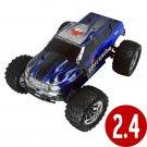 Redcat Volcano S30 Monster Truck 2.4GHz - Blue/Silver (VOLCANOS30-BLUEPU-88049-BL)