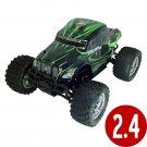 Redcat Volcano S30 Monster Truck 2.4GHz - Green Semi (VOLCANOS30-SEMIGR-88035)