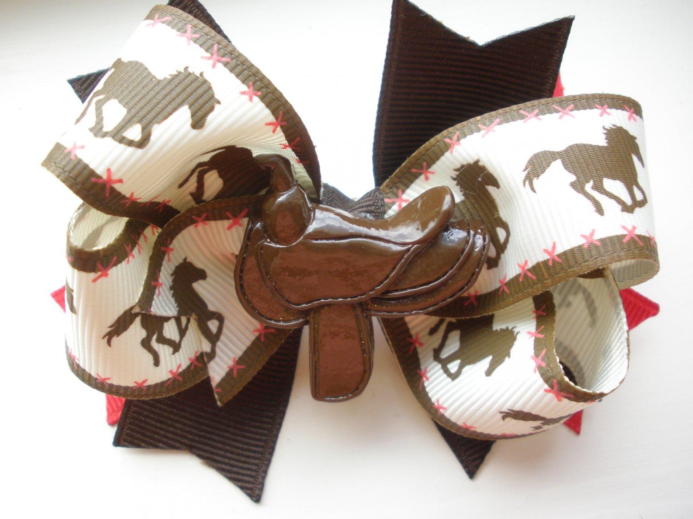 Horse Hair Bow