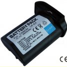 Canon LP-E4 DSLR Battery (2600mAh) for EOS 1D Mark III, EOS 1Ds Mark III, 1D Mark IV
