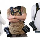 DSLR Quick Release Double Camera Shoulder Strap